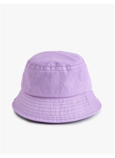 Koton Şapka Lila